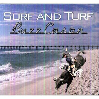 Buzz Cason SURF & TURF CD