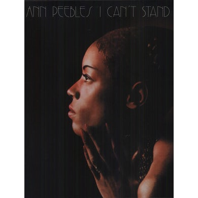 Ann Peebles I CAN'T STAND THE RAIN Vinyl Record