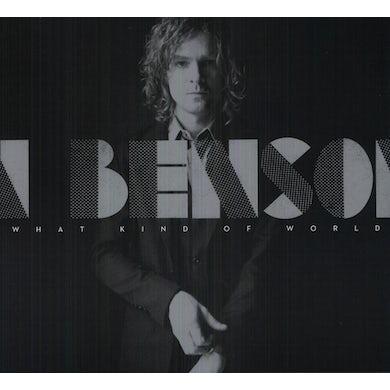 Brendan Benson WHAT KIND OF WORLD (DLCD) (OGV) (Vinyl)