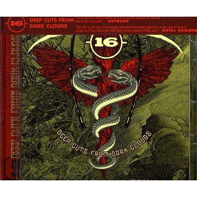 16 DEEP CUTS FROM DARK CLOUDS CD