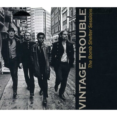 Vintage Trouble BOMB SHELTER SESSIONS CD