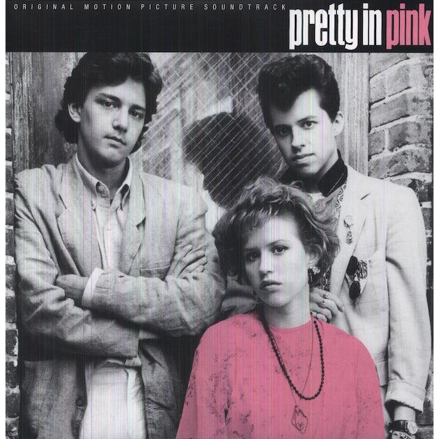 Pretty In Pink / O.S.T.  PRETTY IN PINK / Original Soundtrack Vinyl Record