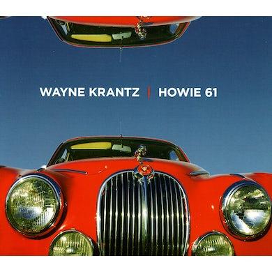 Wayne Krantz HOWIE 61 CD