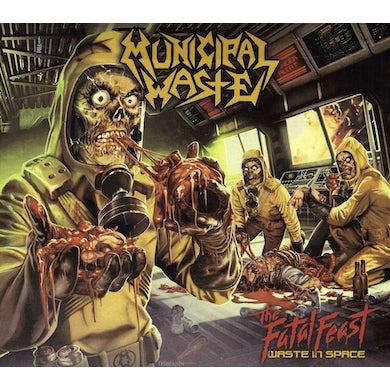 Municipal Waste FATAL FEAST CD