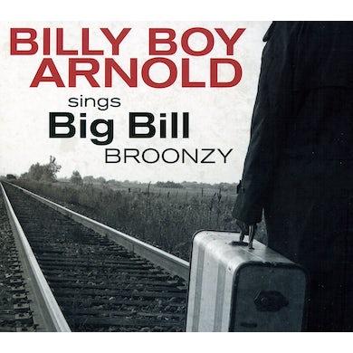 Billy Boy Arnold SINGS BIG BILL BROONZY CD