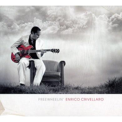 Enrico Crivellaro FREEWHEELIN CD