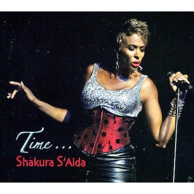 Shakura S'Aida TIME CD