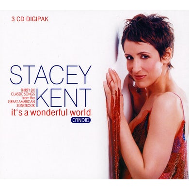 Stacey Kent IT'S A WONDERFUL WORLD CD
