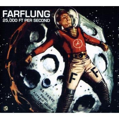 Farflung 25,000 FEET PER SECOND CD