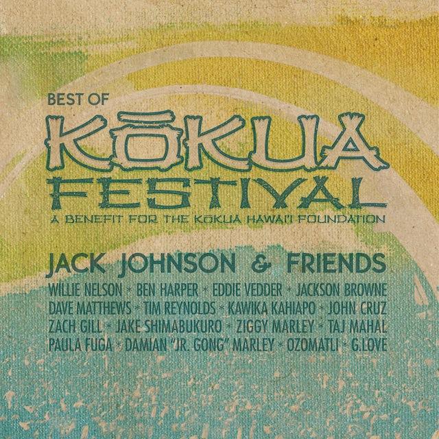 Jack Johnson FRIENDS: BEST OF KOKUA FESTIVAL Vinyl Record