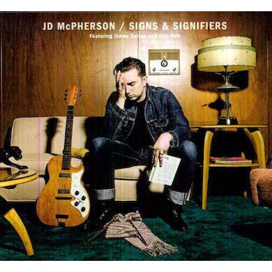 JD Mcpherson SIGNS & SIGNIFIERS CD