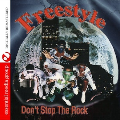 Freestyle DON'T STOP THE ROCK CD