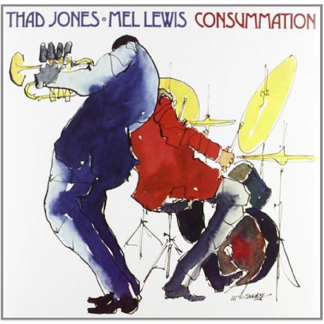 Thad Jones / Mel Lewis CONSUMMATION Vinyl Record