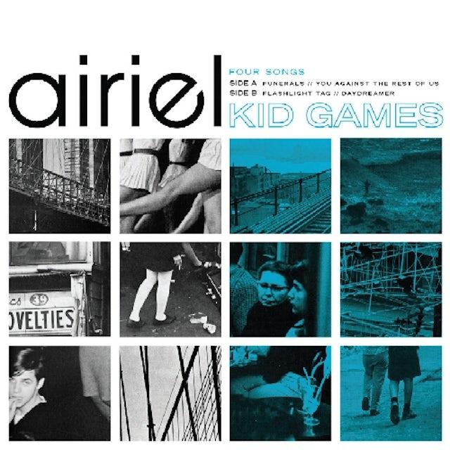 Airel KID GAMES Vinyl Record
