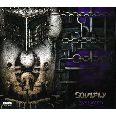 Soulfly ENSLAVED CD