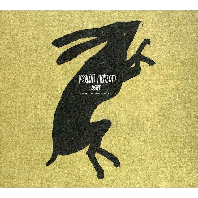 Keaton Henson DEAR CD