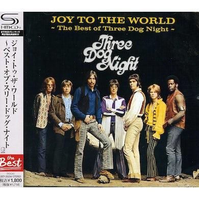 JOY TO THE WORLD: BEST OF THREE DOG NIGHT CD