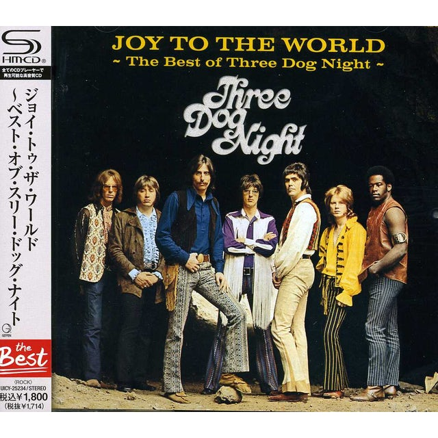 JOY TO THE WORLD: BEST OF THREE DOG NIGHT CD
