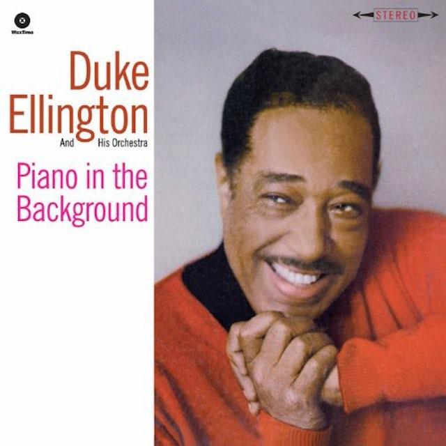 Duke Ellington PIANO IN THE BACKGROUND Vinyl Record - Remastered