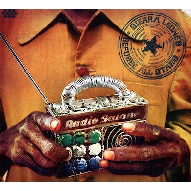 Sierra Leone'S Refugee All Stars RADIO SALONE CD
