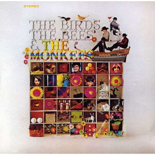 BIRDS THE BEES & THE MONKEES CD