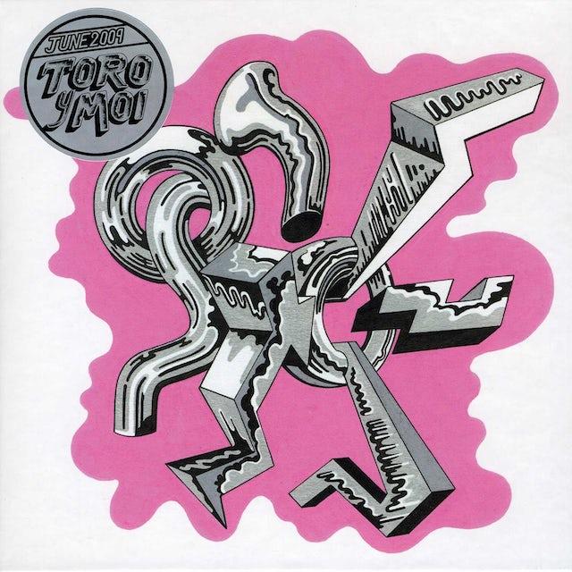 Toro Y Moi JUNE 2009 Vinyl Record