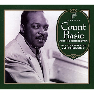 Count Basie CENTENNIAL ANTHOLOGY CD