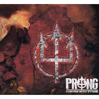 Prong CARVED INTO STONE CD
