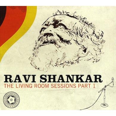 Ravi Shankar LIVING ROOM SESSIONS PART 1 CD