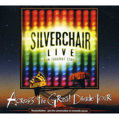 Silverchair LIVE FROM FARAWAY STABLES CD