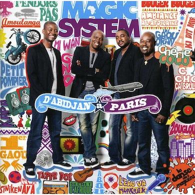 Magic System D'ABIDJAN A PARIS CD