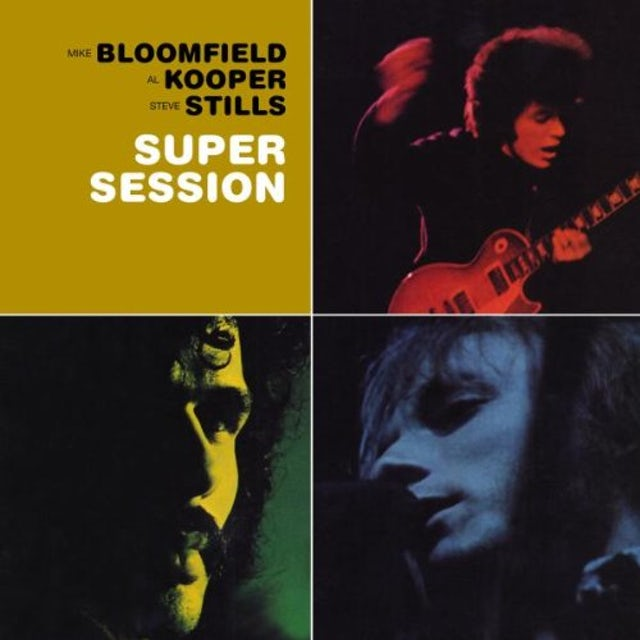 Mike Bloomfield SUPER SESSION CD