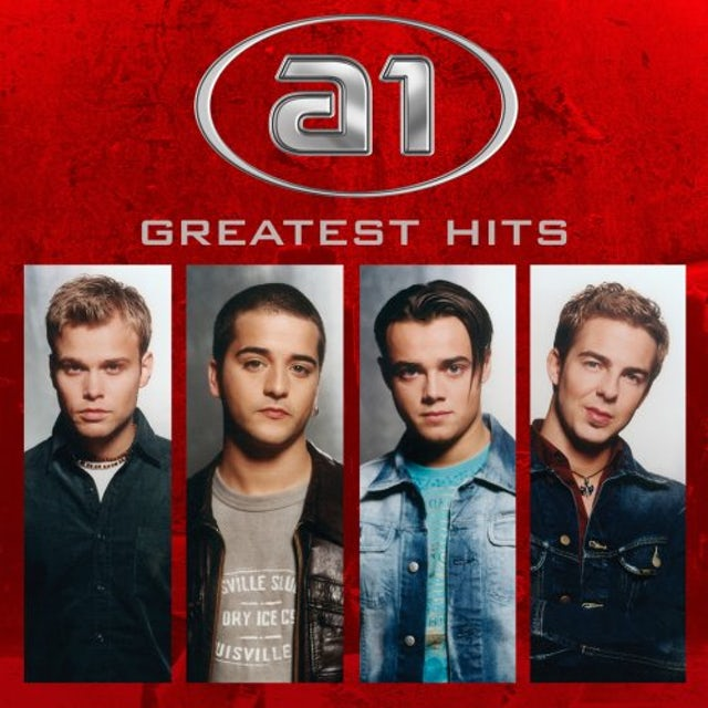 a1 GREATEST HITS CD