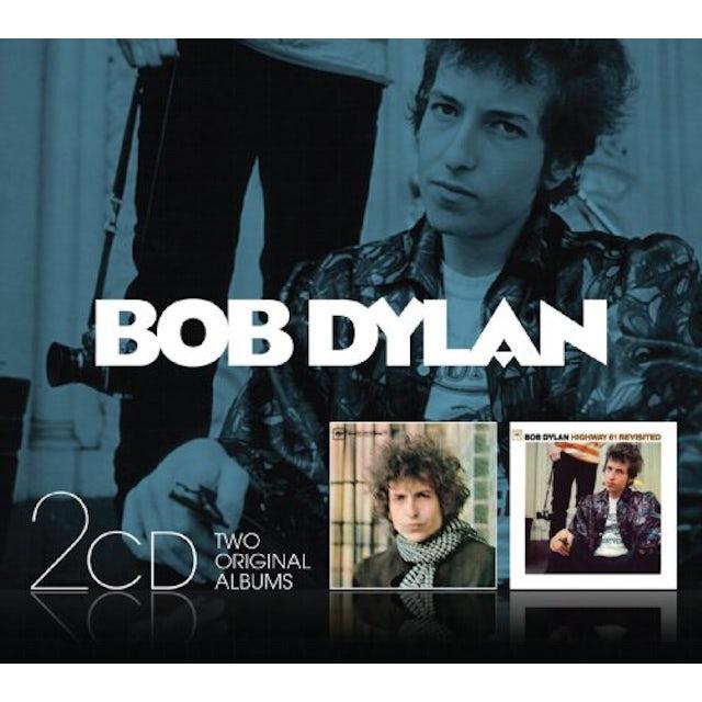 Bob Dylan HIGHWAY 61 REVISITED / BLONDE ON BLONDE CD