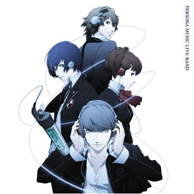 Persona MUSIC LIVE BAND CD