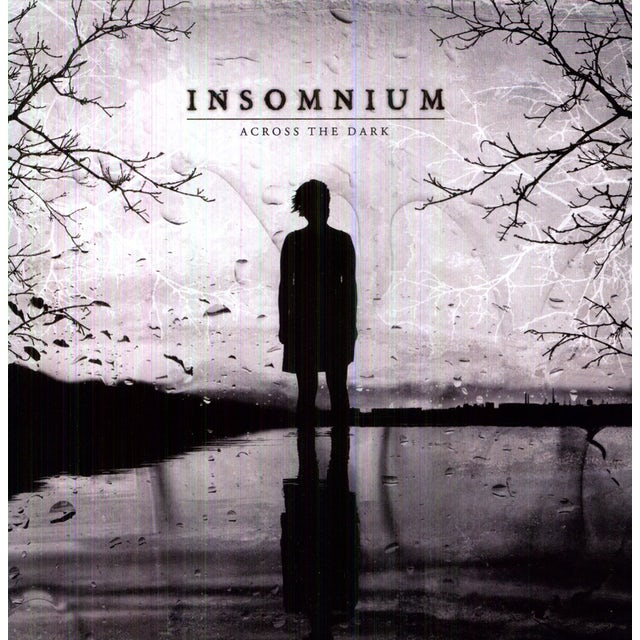 Insomnium ACROSS THE DARK Vinyl Record