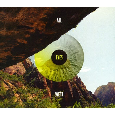 All Eyes West CD