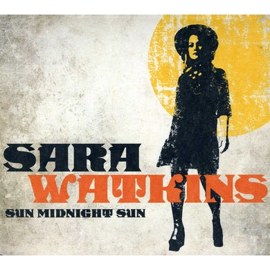 Sara Watkins SUN MIDNIGHT SUN CD