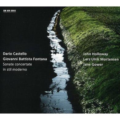 CASTELLO / FONTANA SONATE CONCERTATE IN STIL CD