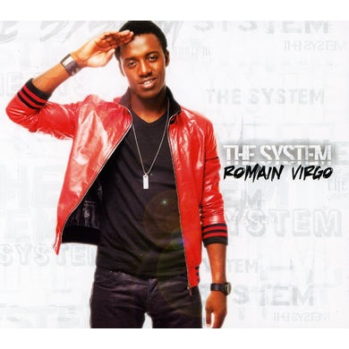 Romain Virgo SYSTEM CD