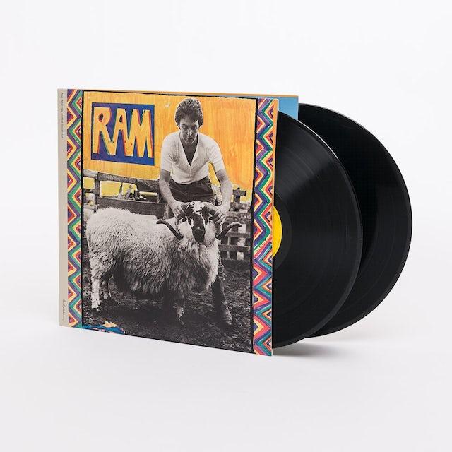 Paul and Linda McCartney RAM Vinyl Record