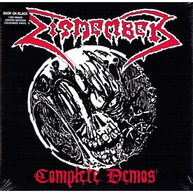 Dismember COMPLETE DEMOS Vinyl Record