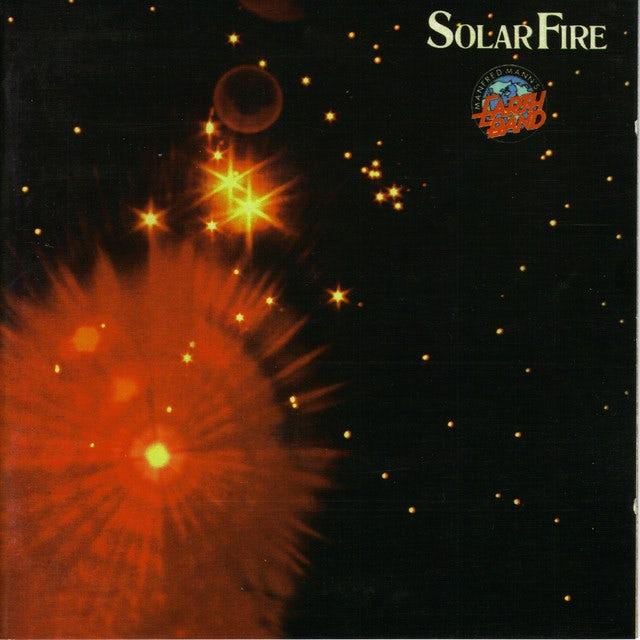 Manfred Mann'S Earth Band SOLAR FIRE Vinyl Record