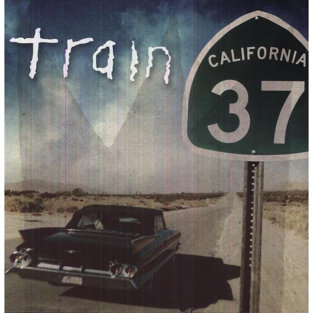 Train CALIFORNIA 37 Vinyl Record