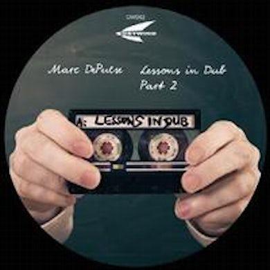 Marc Depulse LESSONS IN DUB PART 2 Vinyl Record