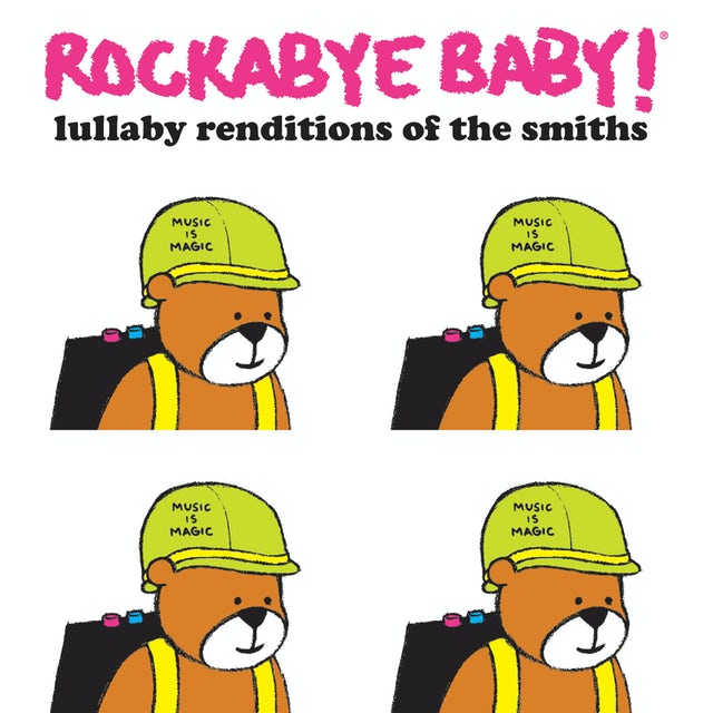 Rockabye Baby LULLABY RENDITIONS OF THE SMITHS CD