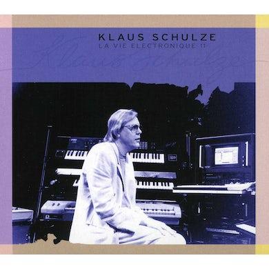 Klaus Schulze VIE ELECTRINIQUE CD