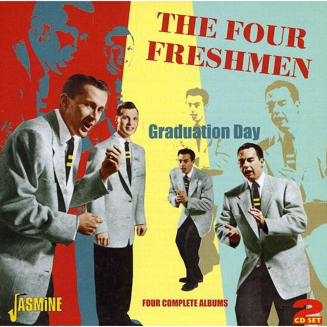 Four Freshmen GRADUATION DAY CD