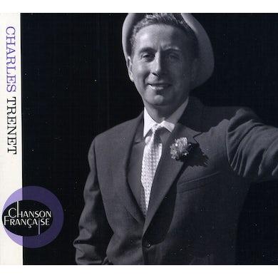 Charles Trenet CHANSON FRANCAISE CD