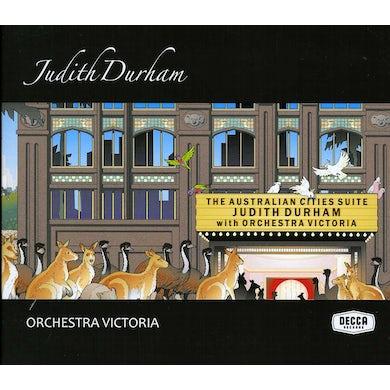 AUSTRALIAN CITIES SUITE CD